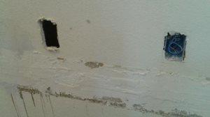 Drywall Hole Repair
