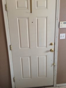 Fix Door Cover Photo