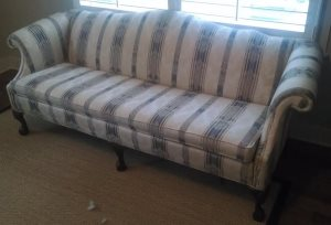 Reupholsterer Cover Photo