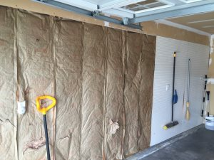 Drywall - Garage Cover Photo