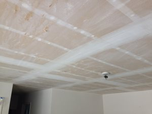 Mudding Ceiling Cover Photo