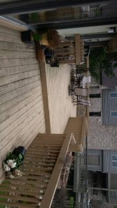 Staining A Deck Cover Photo
