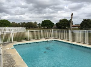 Pressure Wash Pool Deck And Patio Cover Photo