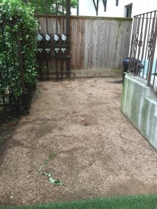 Patio Deck And Astroturf Install Cover Photo