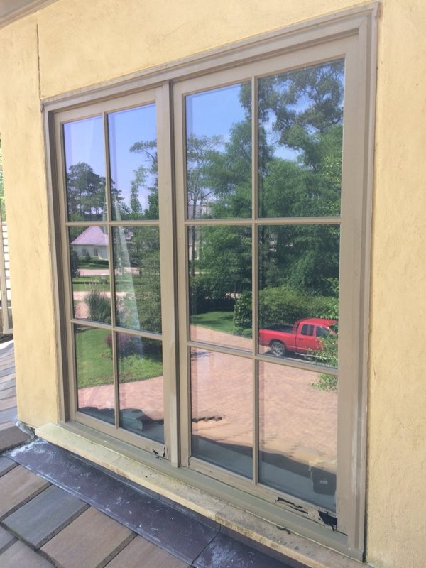 Cost of estimate for replace the window in conroe tx for Window replacement estimate