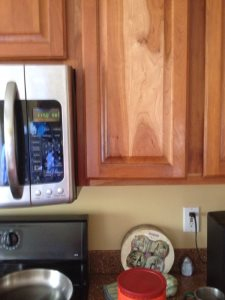 Restain Kitchen Cabinets Cover Photo