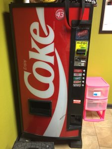 Coke Machine Cover Photo