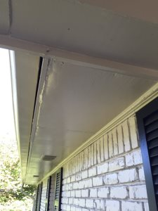 Soffit Replacement Cover Photo