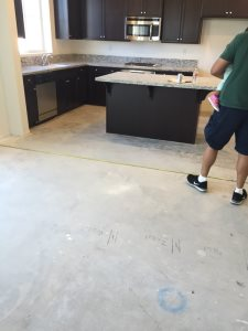 Install Tile Flooring Cover Photo