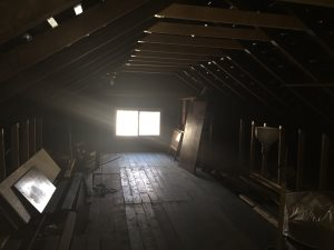 Finishing An Attic Cover Photo