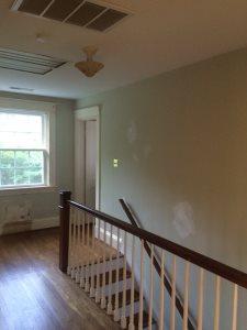 Upstairs Hallway Restoration Cover Photo
