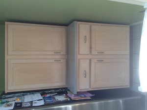 Cabinet Refinishing  Cover Photo