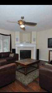 Remove Fireplace Cover Photo
