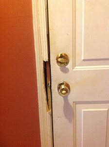 Door Frame Cover Photo