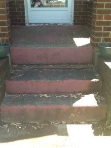 Front Steps Cover Photo