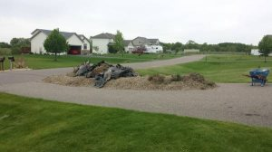 Landscaping Debris And Clean Rocks Removed Cover Photo