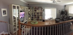 Built In Entertainment Center Cover Photo