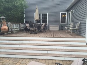 Back Deck Cover Photo