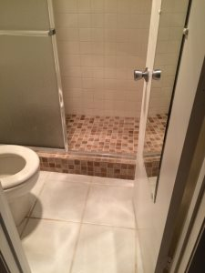 Renovating Small Bathrooms Before Photo