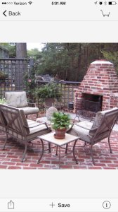 Brick  Patio Cover Photo