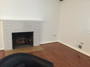 Install Fireplace