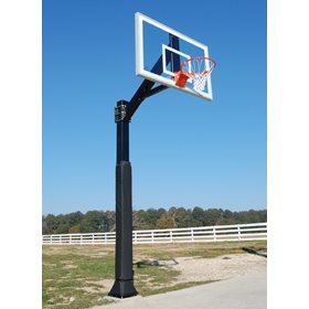 Delivery And Installation Of Inground Basketball System Cover Photo