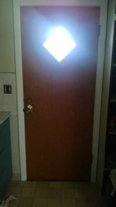 Install Window In Exterior Door Cover Photo