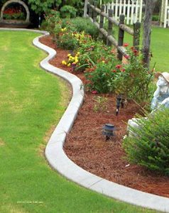 Concrete Landscape Curbing Cover Photo