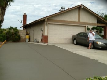 Cost of Concrete Driveway