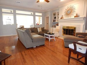 Refinished Floors Cover Photo