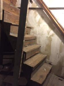 Basement Stairs  Cover Photo