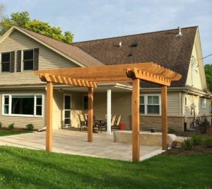 Pergola Stained/Painted  Cover Photo