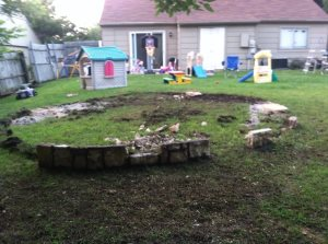 Backyard Leveling Cover Photo