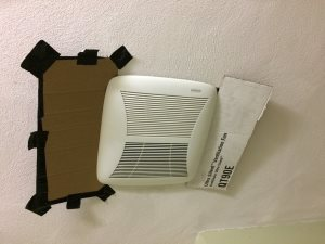 Bathroom Fan And Ceiling Cover Photo