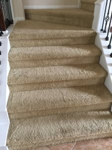 Staircase And Media Room Floor  Cover Photo
