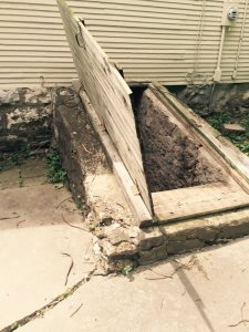 Repair Basement Door And Foundation Cover Photo