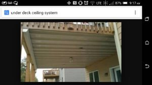 Under Decking Cover Photo