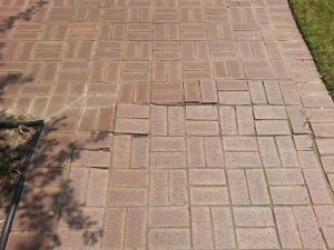 Brick Walkway Cover Photo