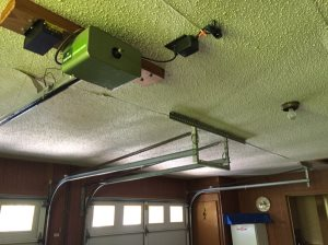 Garage Door Opener System Install Cover Photo