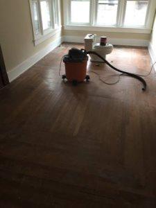 Hardwood Floor Refinishing  Cover Photo