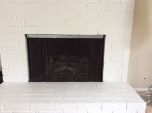 Fireplace Cover And Starter Cover Photo