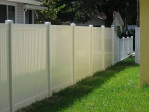 Vinyl Fence  Cover Photo
