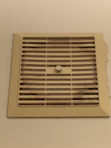 Clean Vents in House
