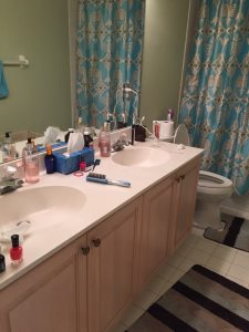 Inexpensive Bathroom Remodel