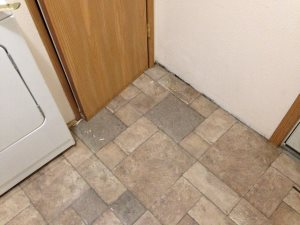 Laundry Room Floor Cover Photo