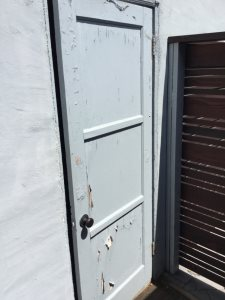 Garage Entrance Door Cover Photo