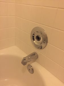 Shower Faucet Cover Photo