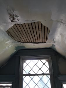 Attic & Staircase Plaster Cover Photo