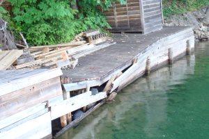 Cushman Dock Repair Cover Photo
