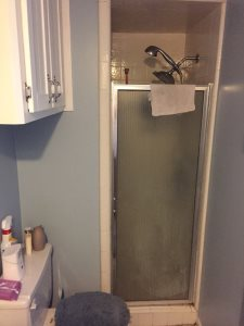 Bathroom Remodels on a Budget Before Photo